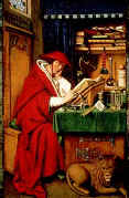 St. Jerome on the Internet: Resources and Texts