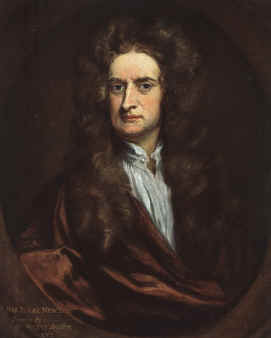 More about Isaac Newton