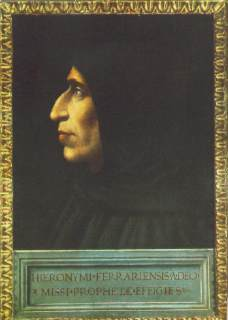 Who was Savonarola?